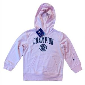 Champion Kids Long Sleeve Pullover Athletic Hoodie
